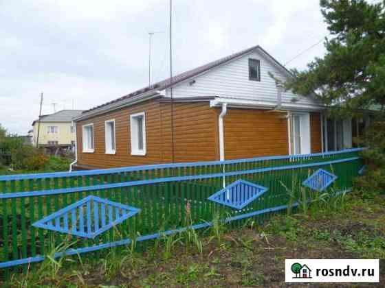 Дом 92 м² на участке 8 сот. Любинский