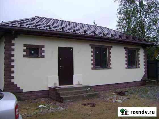 Дом 178 м² на участке 7 сот. Гарболово