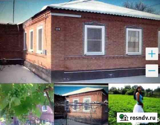 Дом 82 м² на участке 21 сот. Григорополисская