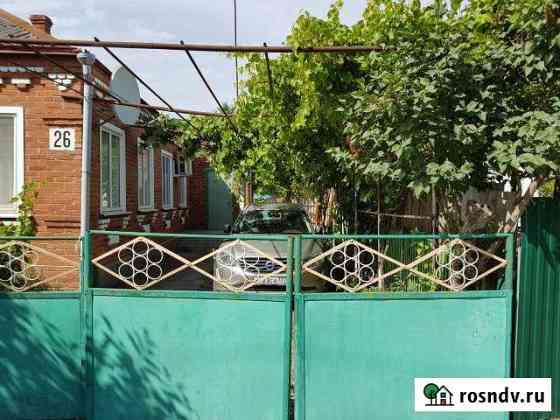 Дом 107 м² на участке 8 сот. Платнировская