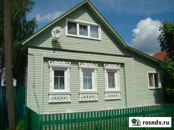 Дом 90 м² на участке 21 сот. Новые Горки