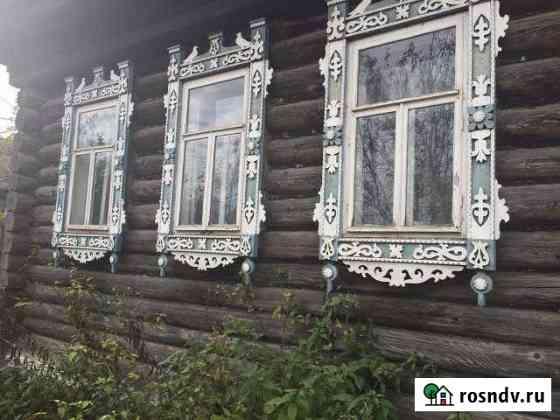 Дом 56 м² на участке 7 сот. Санчурск