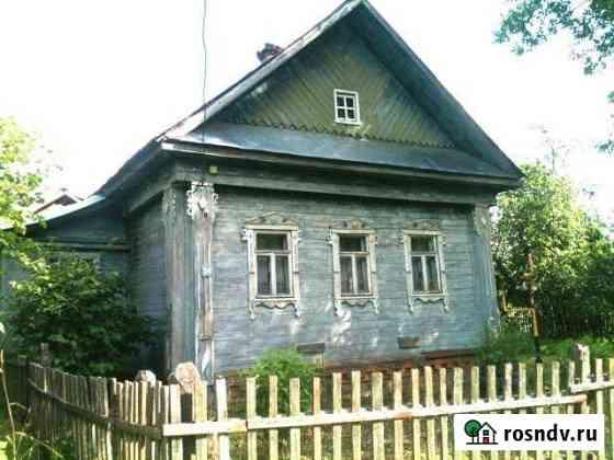 Дом 65 м² на участке 15 сот. Плес