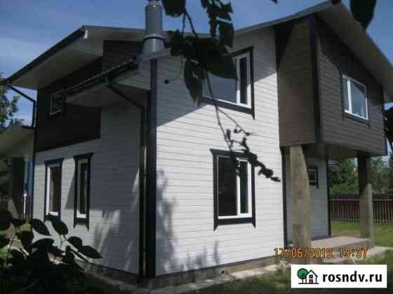 Дом 150 м² на участке 15 сот. Лебяжье