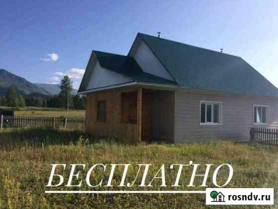 Дом 33 м² на участке 15 сот. Усть-Кокса