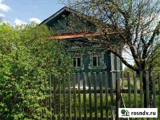 Дом 48 м² на участке 15 сот. Никологоры