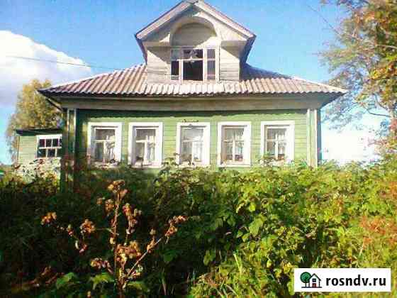 Дом 60 м² на участке 5 сот. Обозерский