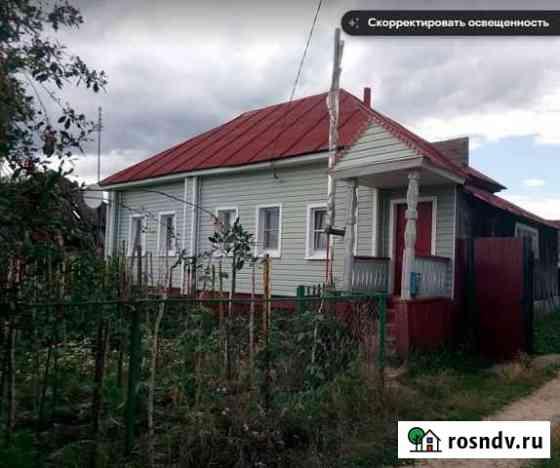 Дом 58 м² на участке 7 сот. Евлашево