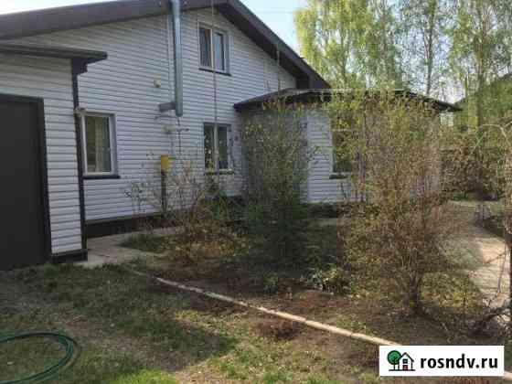 Дом 165 м² на участке 10 сот. Красноярка