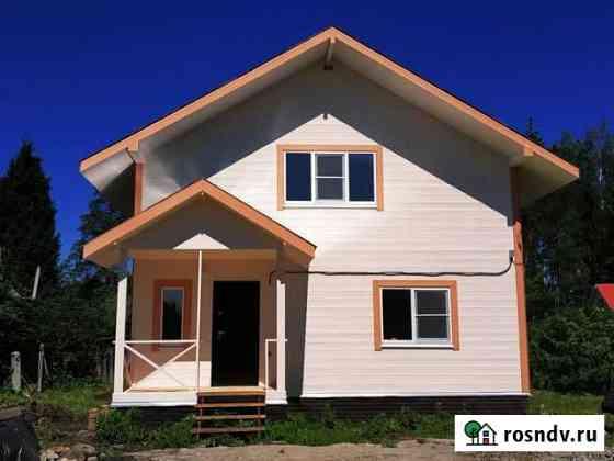 Дом 100 м² на участке 6 сот. Морозова