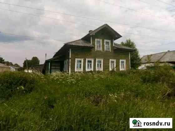 Дом 60 м² на участке 12 сот. Красноборск