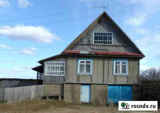 Дом 130.1 м² на участке 41 сот. Западная Двина