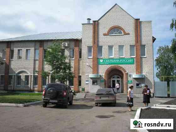 Здание Сбербанка в Тамбов.области Ржакса
