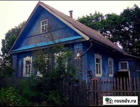 Дом 30 м² на участке 750 сот. Кулотино