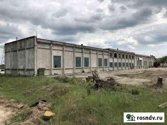 Промышленная база на участке 5 га Новомичуринск