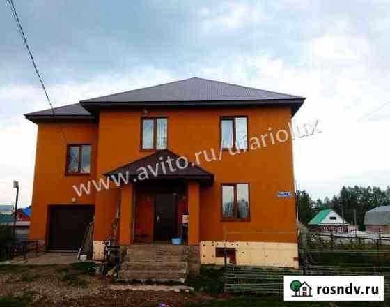 Дом 183.1 м² на участке 11 сот. Кабаково