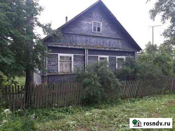 Дом 35 м² на участке 30 сот. Порхов