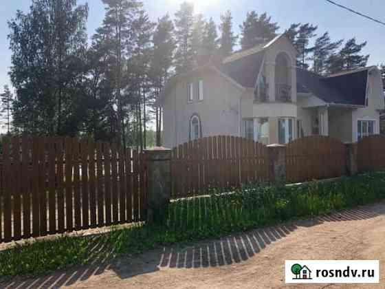 Дом 332 м² на участке 12 сот. Высоцк