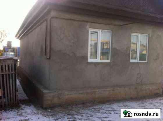 Дом 55 м² на участке 10 сот. Раевский