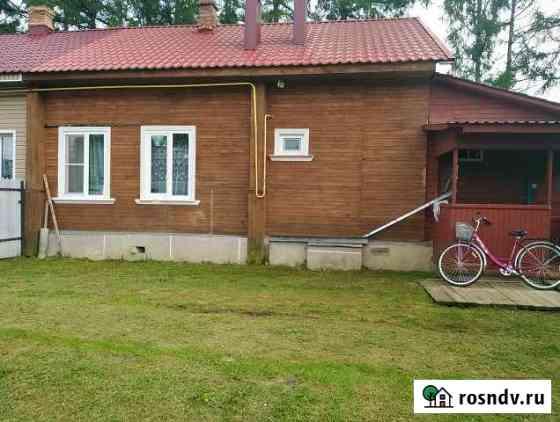 3-комнатная квартира, 53 м², 1/1 эт. Новописцово