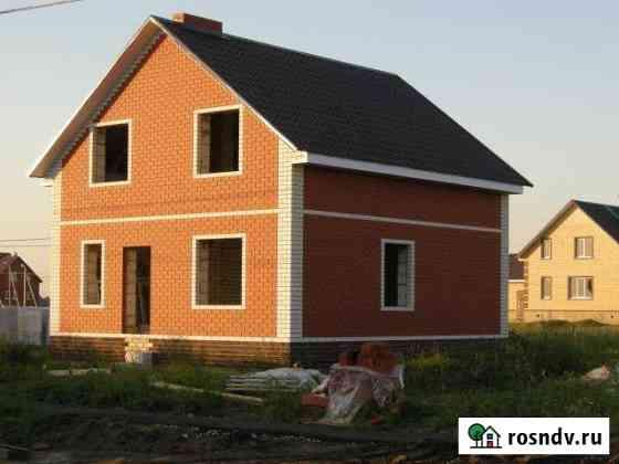 Дом 100 м² на участке 5 сот. Красненькая