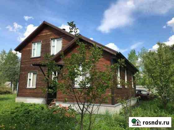 Дом 93.6 м² на участке 6 сот. Давыдово