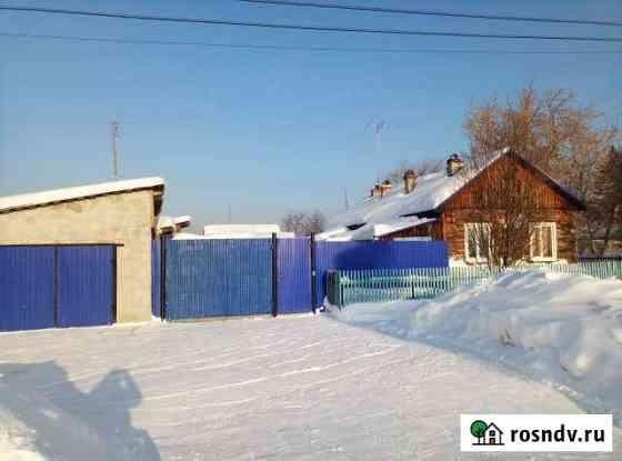 Дом 44 м² на участке 14.5 сот. Луговской