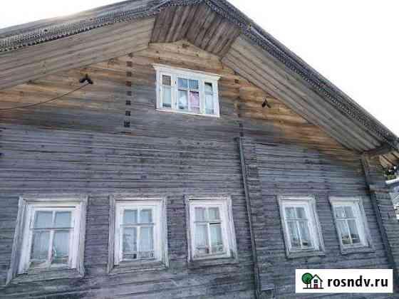 Дом 78 м² на участке 5 сот. Шенкурск