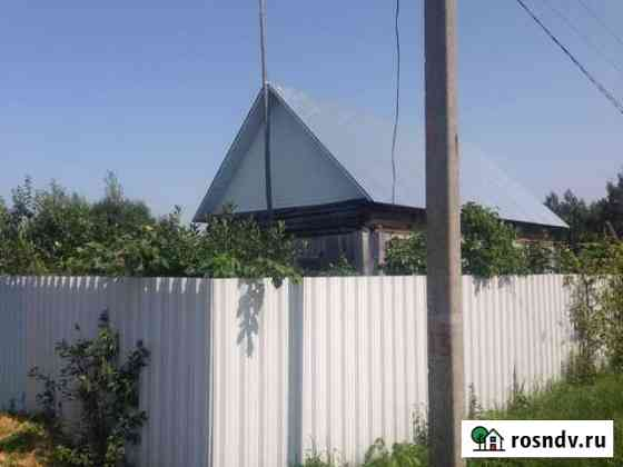 Дом 50 м² на участке 12 сот. Дубровка