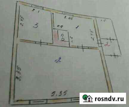 Дом 30 м² на участке 7 сот. Бодайбо