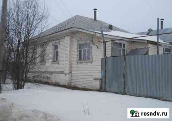 Дом 113.2 м² на участке 24 сот. Елатьма