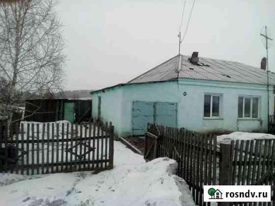 Дом 50 м² на участке 50 сот. Крапивинский