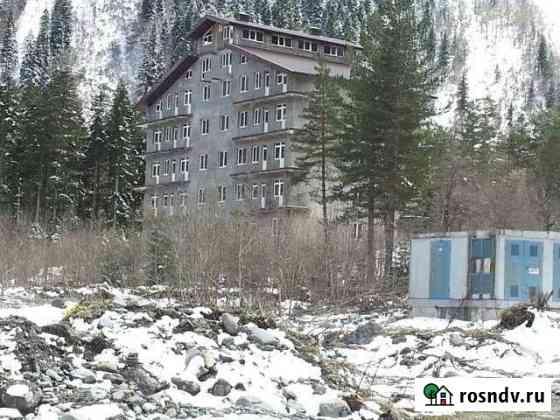 Гостиница Теберда