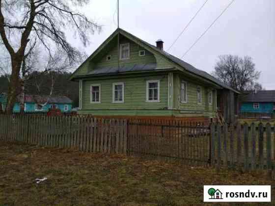 Дом 41 м² на участке 15 сот. Вожега
