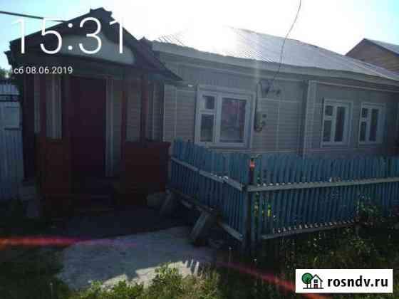 Дом 62 м² на участке 10 сот. Шацк