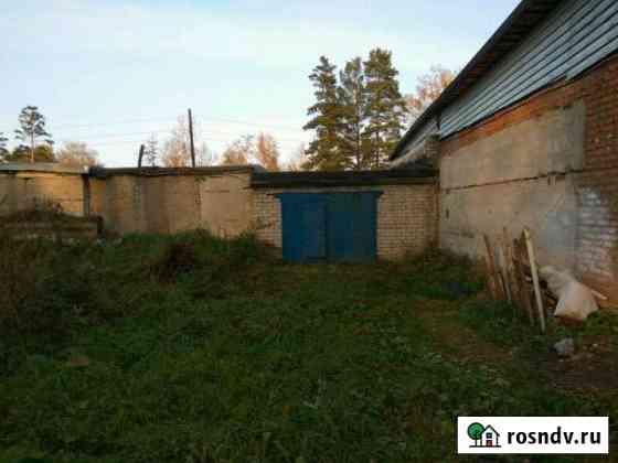 Гараж 30 м² Сибирский