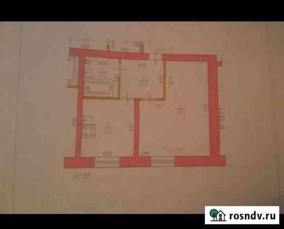 1-комнатная квартира, 36 м², 1/1 эт. Наровчат