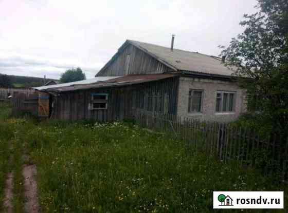 Дом 30 м² на участке 30 сот. Юсьва