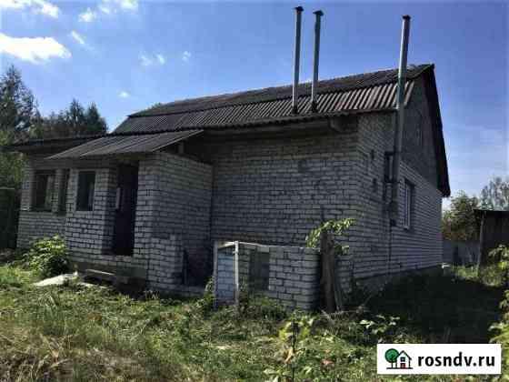 Дом 98.8 м² на участке 25 сот. Лесной