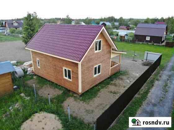 Дом 130 м² на участке 10 сот. Ермолино