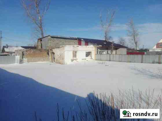 Дом 30 м² на участке 6 сот. Белоомут