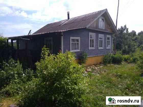 Дом 30 м² на участке 14 сот. Устье