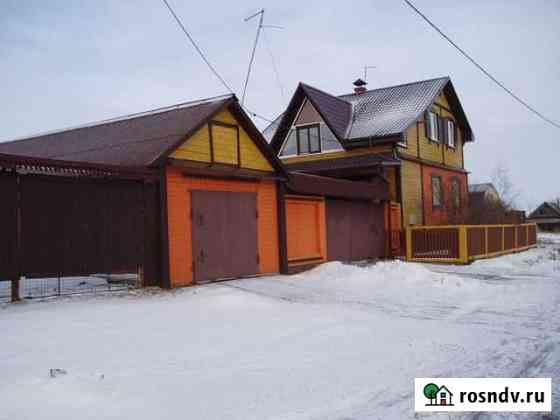 Дом 184.7 м² на участке 26.5 сот. Кормиловка