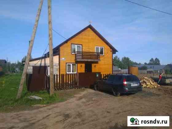 Дом 120 м² на участке 8 сот. Усолье