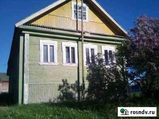 Дом 60 м² на участке 15 сот. Олонец
