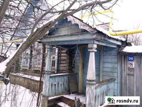 Дом 46 м² на участке 6 сот. Инсар