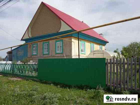 Дом 140 м² на участке 27.5 сот. Аскино