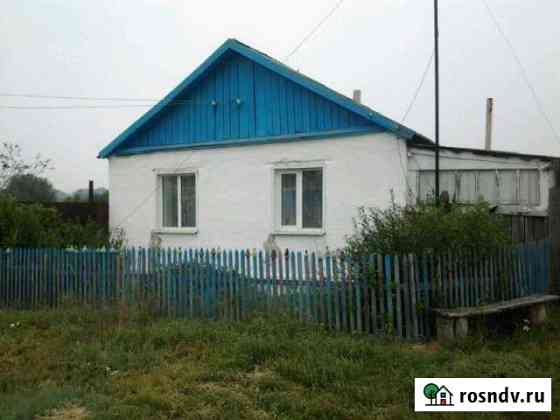 Дом 53 м² на участке 11 сот. Октябрьское