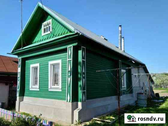 Дом 39.6 м² на участке 8 сот. Наволоки