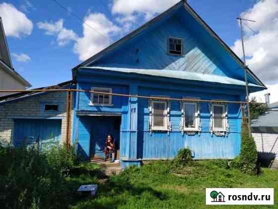 Дом 54 м² на участке 5 сот. Лукино